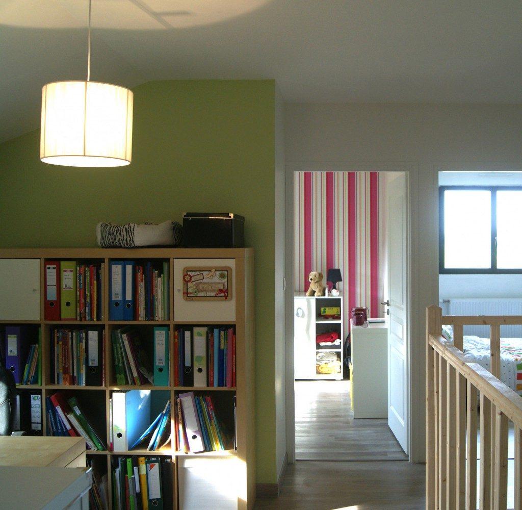 r habilitation d un ancien chai et d une maison par plast architectes maison d 39 architecte. Black Bedroom Furniture Sets. Home Design Ideas