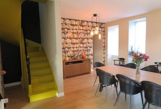 Rénovation, aménagement et décoration d'une maison familiale., par Fonteneau Décoration