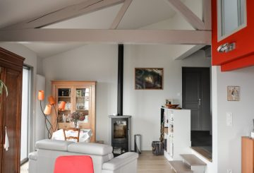 Rénovation intérieure d'une villa, par GENEVRIER