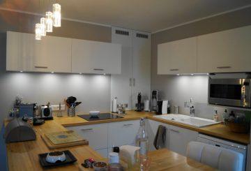 Aménagement d'un appartement, par Amélioration du cadre bâti – Isabelle ZWANG