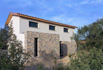 Maison individuelle «Entre murs», par Thomas Devogèle Architecte