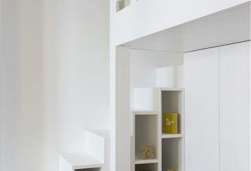 Rénovation d'un appartement, par Atelier Alt R Architecture