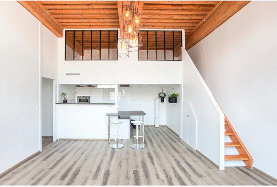 Le premier appartement intelligent de la Croix-Rousse, par DELORME AND CLO