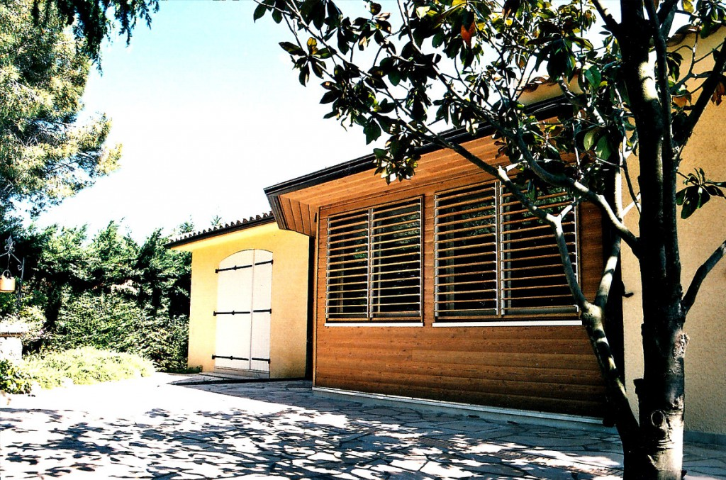 extension bois par luc antoine architecte maison d 39 architecte. Black Bedroom Furniture Sets. Home Design Ideas