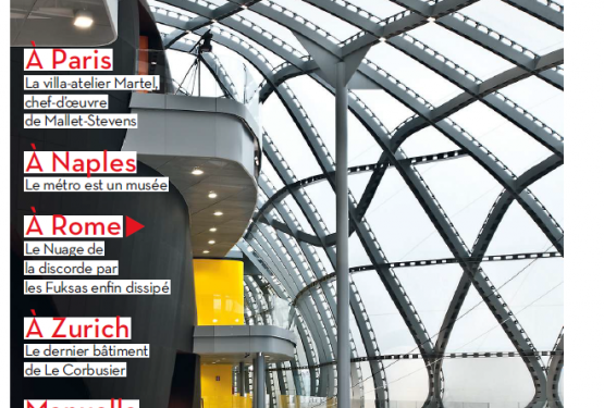 IDEAT Architecture N°9 – Actuellement en kiosque !, par IDEAT