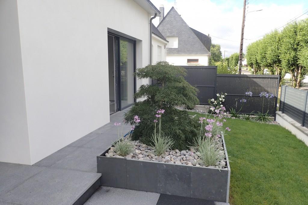 Maison neuve orvault par aam architecture maison d for Construction maison sans architecte