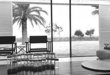 villa de loisirs, par Eric Sanchez Architecte d'intérieur