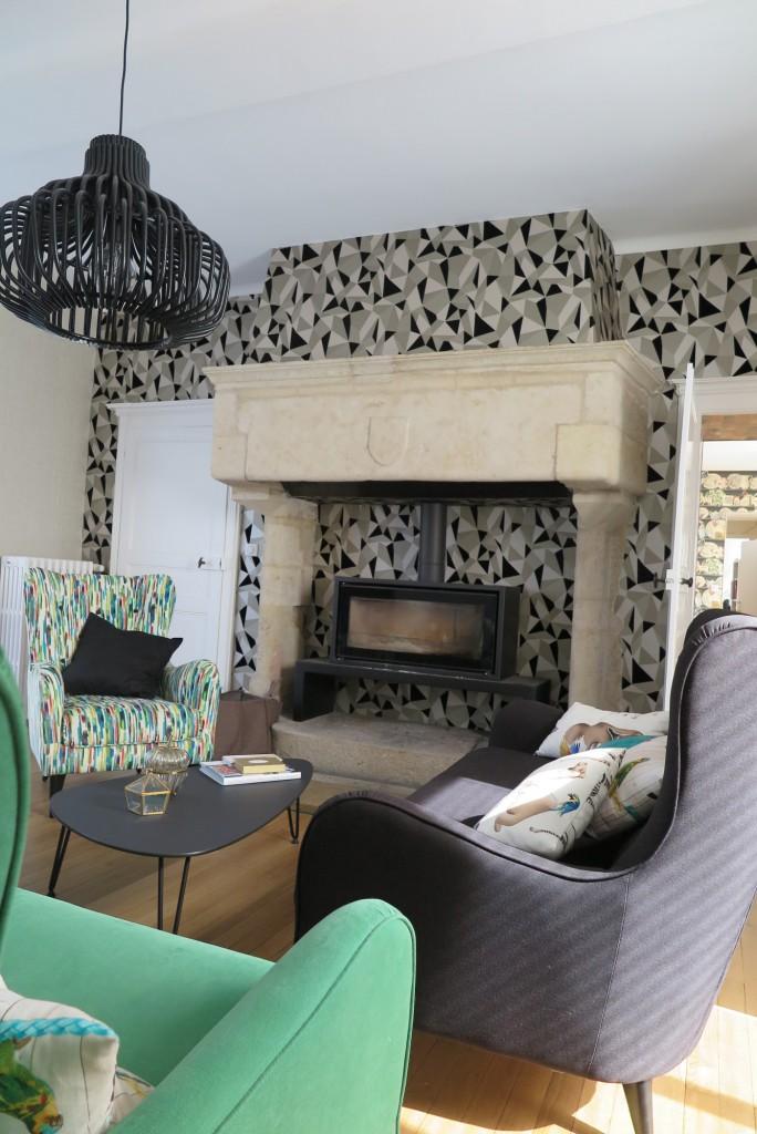 r novation d coration agencement d un salon par mon joli chez moi maison d 39 architecte. Black Bedroom Furniture Sets. Home Design Ideas