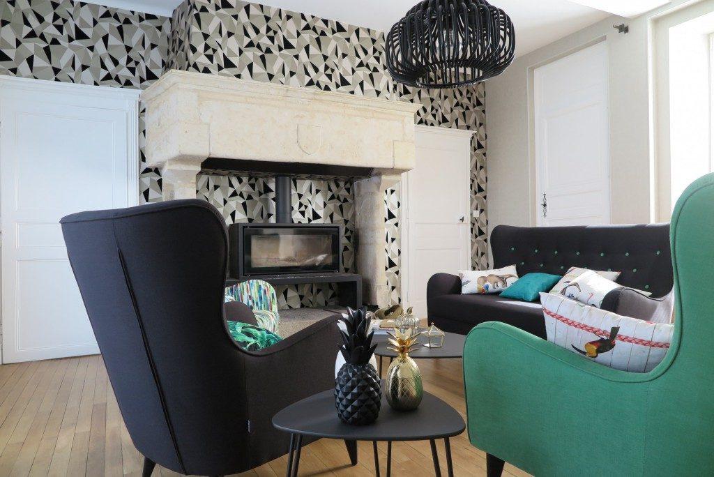 Rénovation, décoration & agencement d\'un salon, par Mon Joli Chez ...