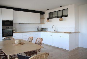 Rénovation complète d'un appartement, par GALLISHOP
