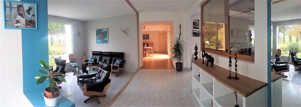 Relooking d\'une entrée, par Atelier Créa\' Design – Maison d\'Architecte