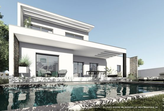 Maison au sud du Portugal, par Oggo studio architects
