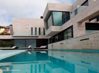 RESIDENCE LLORET DE MAR, SPAIN, par DNA Barcelona Architects