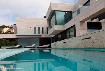 RESIDENCE LLORET DE MAR, SPAIN, par DNA Barcelona Architects