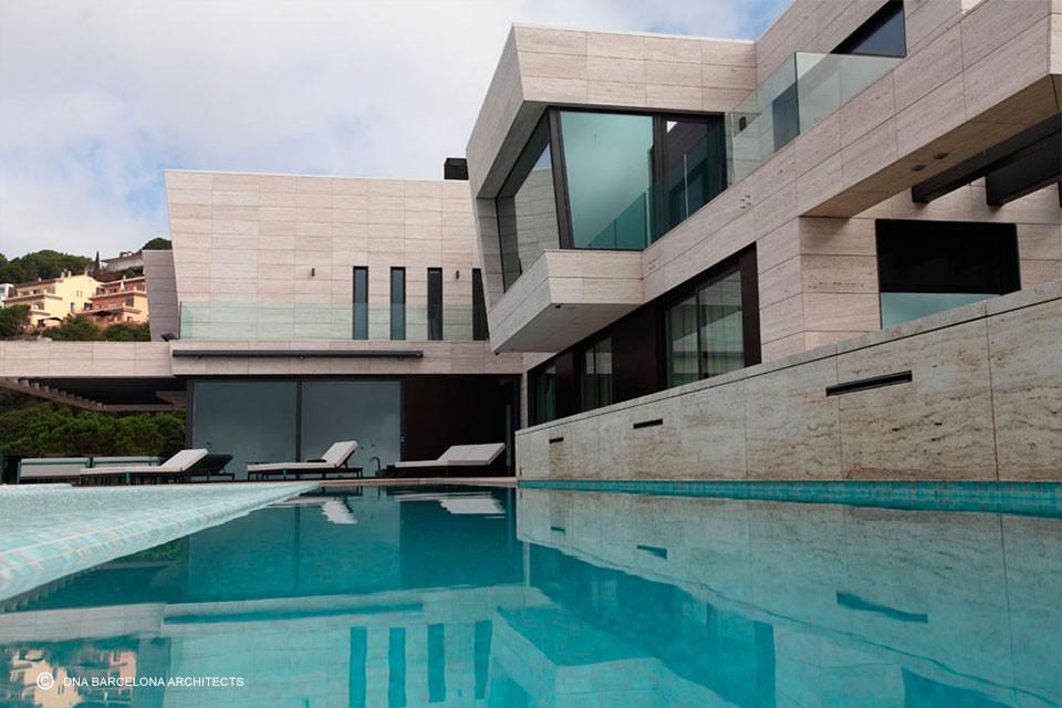 Residence Lloret De Mar Spain Par Dna Barcelona Architects
