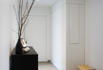 Transformation d'appartement avec zashiki, par CAMBIUMS