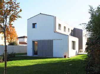 construction d'une maison à Clisson, par yg-architecte