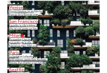 IDEAT Architecture n°12 – actuellement en kiosques, par IDEAT