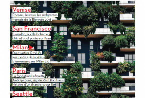 ​IDEAT Architecture n°12 – actuellement en kiosques, par IDEAT