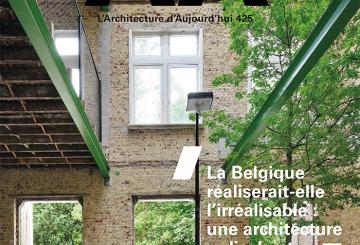 AA n°425, par L'Architecture d'Aujourd'hui