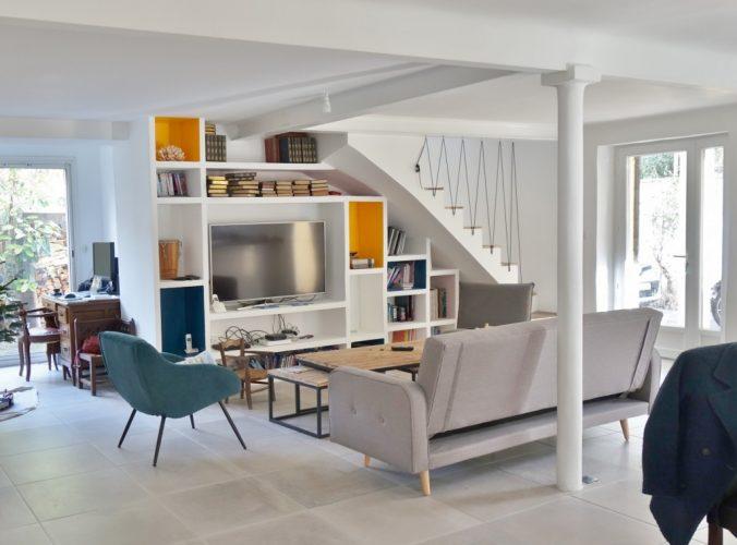 Rénovation maison Mazargue, par Sarah FORGUES