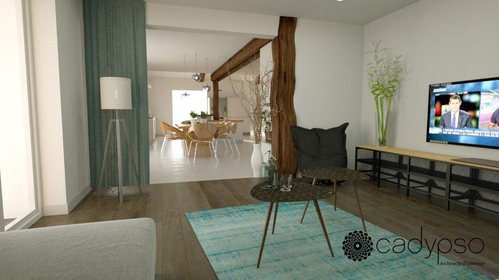 Renovation maison complete, par CADYPSO – Maison d\'Architecte