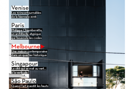 IDEAT Numéro Spécial Architecture .. en kiosque le 14 Septembre !, par IDEAT