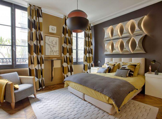 Suite parentale Paris, par 7 Familles Décoration
