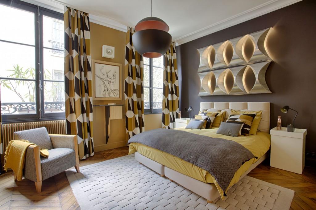 Suite parentale Paris, par 7 Familles Décoration – Maison d\'Architecte