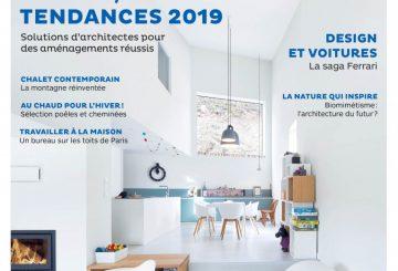 ARCHITECTURES À VIVRE n°104 • en kiosque le 12 octobre, par À vivre Magazine