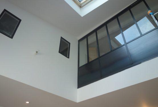 Loft à Montreuil, par Axe et Création