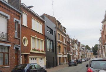 Maison de ville contemporaine à Lille, par Riva Architectes