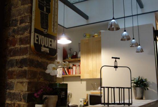 Transformation d'un local en habitation, par Axe et Création