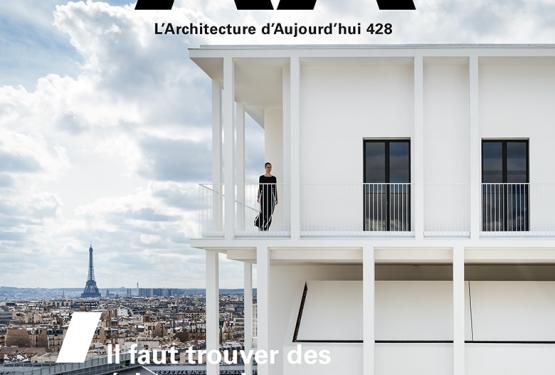 AA n°428, par L'Architecture d'Aujourd'hui