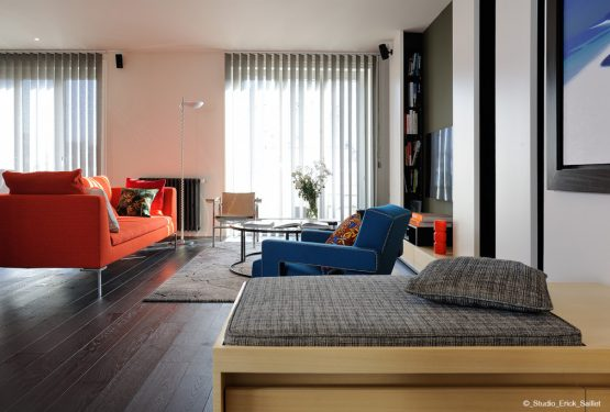 Appartement Pierre Corneille  69003, par Franck VADOT Architecture