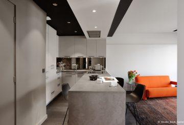 Appartement Saint-Antoine 69002, par Franck VADOT Architecture