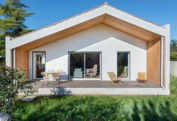 Le 4 | Extension et rénovation d'une maison individuelle des années 70, par Studio Miha