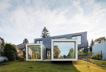 Maison Béton et Verre – CADRAGES, par SKP architecture