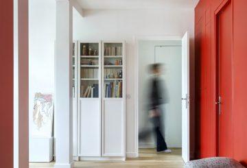 Rénovation appartement, par Architectures2