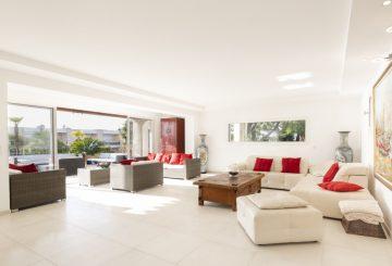 Rénovation globale d'une villa sur les Hauteurs de Nice, par CASAVOG