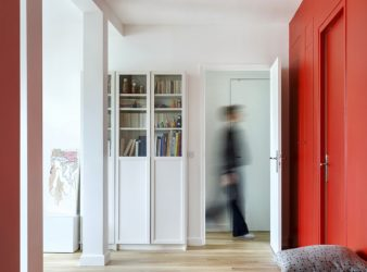Rénovation appartement, par Architectures2