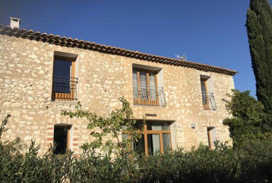 Rénovation domaine viticole, par Gilles Fages Construction