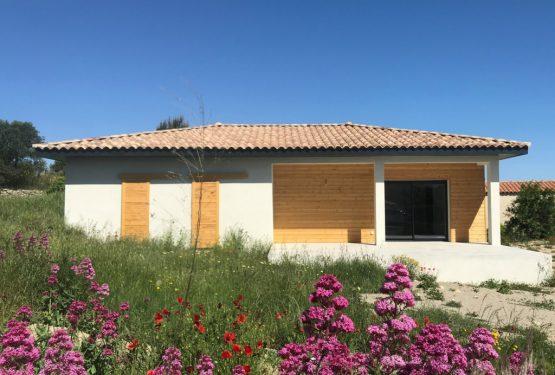 Maison individuelle, par Gilles Fages Construction
