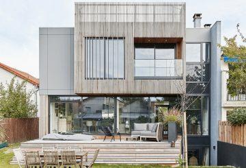 Construction d'une maison individuelle, par AHA – Alexandre Hordé Architectes