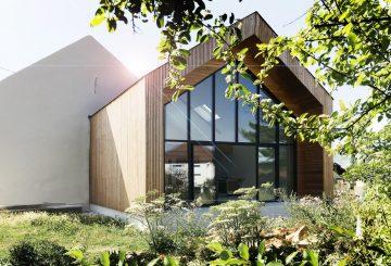 Maison Bussy, par SKP architecture