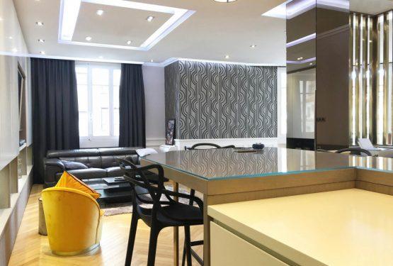 Rénovation appartement Art-Déco, par RSD Agencements