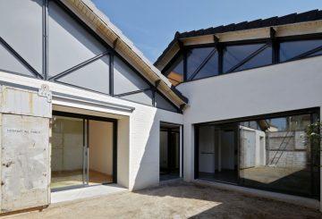 Rénovation d'un loft à Colombes, par AHA – Alexandre Hordé Architectes