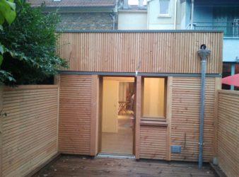 Restructuration-Extension d'une habitation et espace d'accueil des petits, par REFLETS architectures