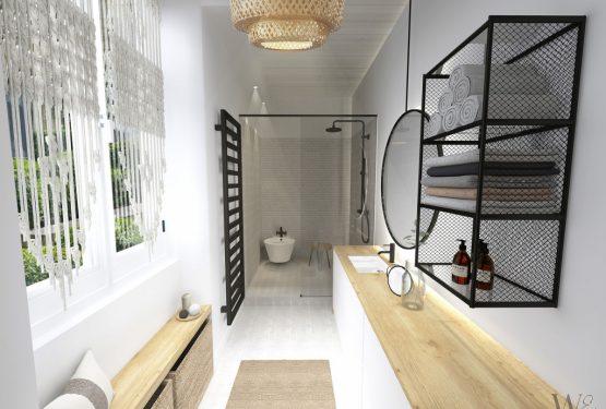 R E S S O U R C E // Rénovation salle d'eau, par Emma Willinger