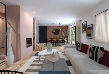 S A N C T U S // Rénovation maison individuelle, par Emma Willinger